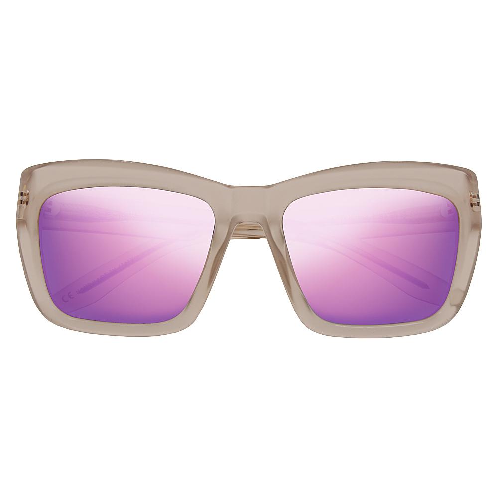 IVI Bonnie Sunglasses Polished Nude - IVI Eyewear