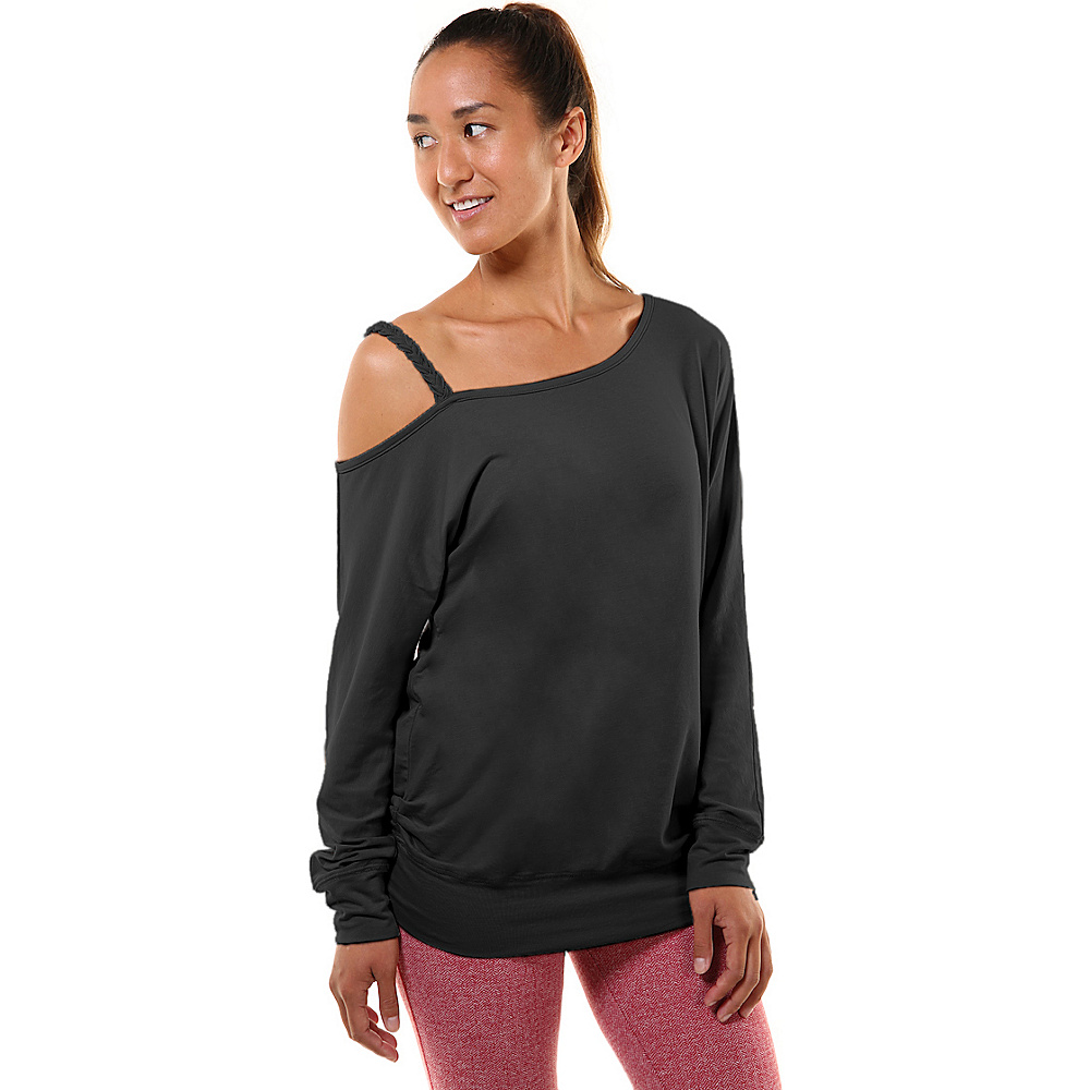 Soybu Interim Tunic L - Black - Soybu Womens Apparel - Apparel & Footwear, Women's Apparel