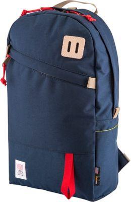 Topo Designs Daypack Laptop Backpack Navy - Topo Designs Laptop Backpacks
