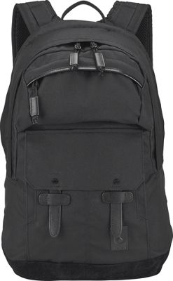 Nixon Canyon Backpack All Black - Nixon Everyday Backpacks