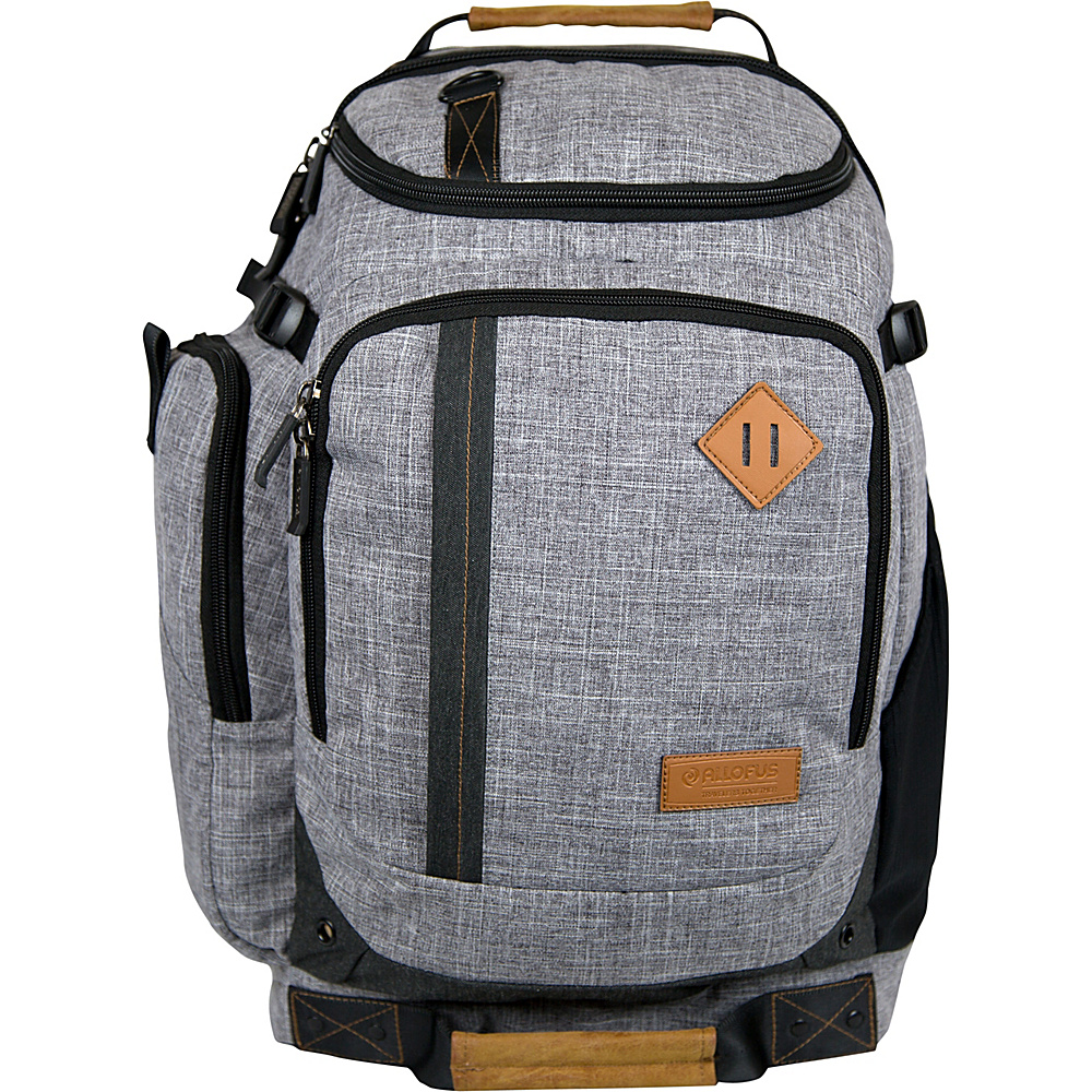 All of Us Legacy Laptop Backpack Heather – All of Us Business & Laptop Backpacks