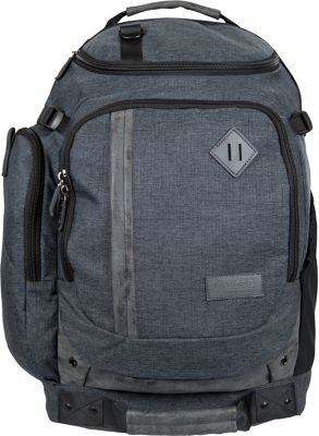 All of Us Legacy Laptop Backpack Black - All of Us Business & Laptop Backpacks