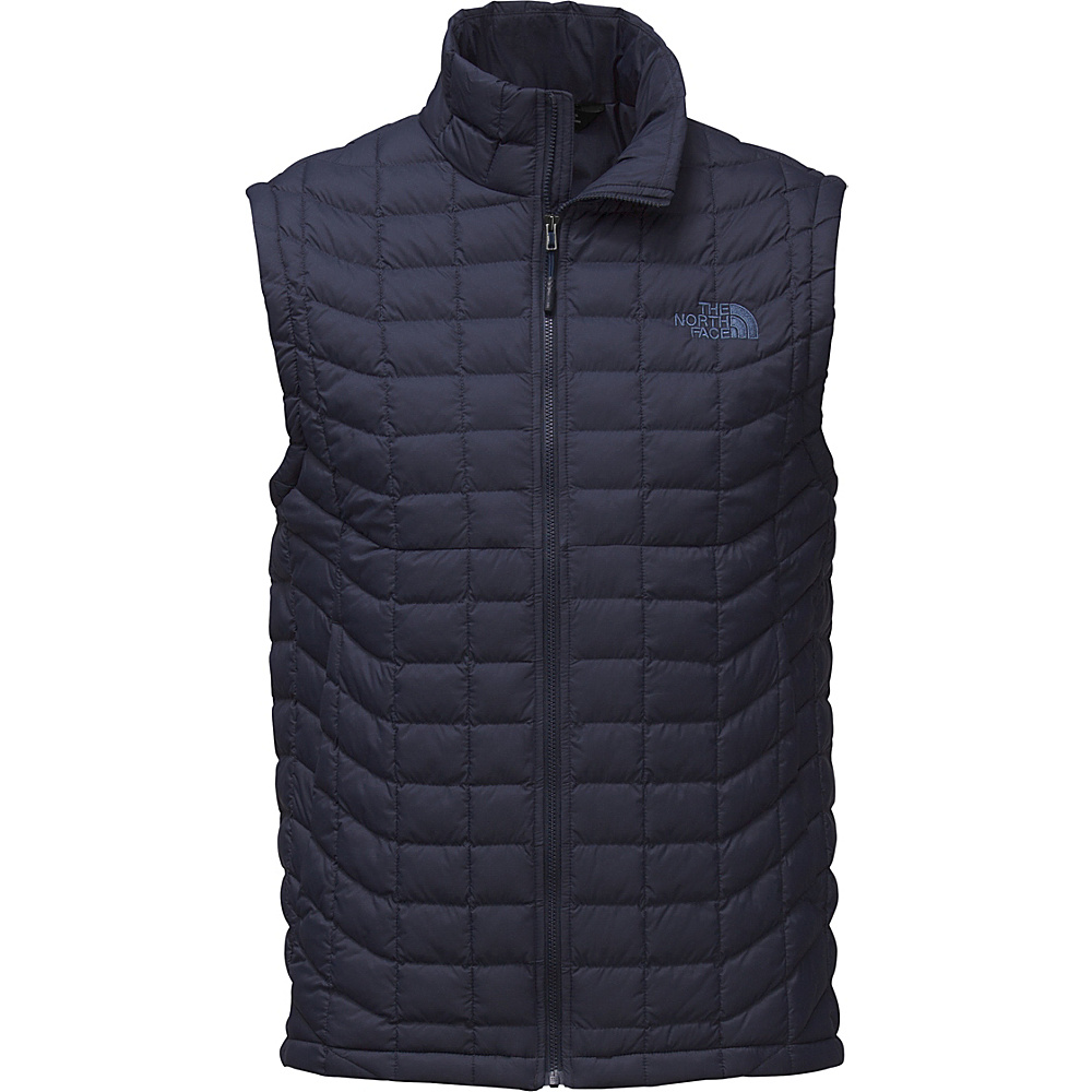 The North Face Mens Thermoball Vest S - Urban Navy Matte - The North Face Mens Apparel - Apparel & Footwear, Men's Apparel