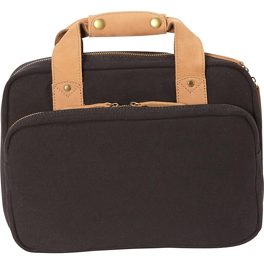 Vagabond Traveler Padded Canvas Gun Magazine Carry Bag Black - Vagabond Traveler Other Sports Bags - Sports, Other Sports Bags