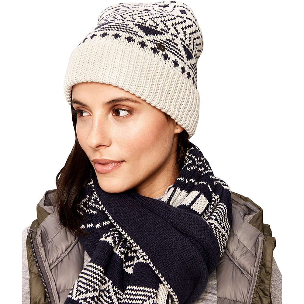 Lole Jacquard Knit Beanie One Size - Antarctica - Lole Hats/Gloves/Scarves - Fashion Accessories, Hats/Gloves/Scarves