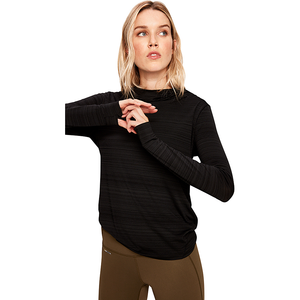 Lole Hunter Top S - Black - Lole Womens Apparel - Apparel & Footwear, Women's Apparel