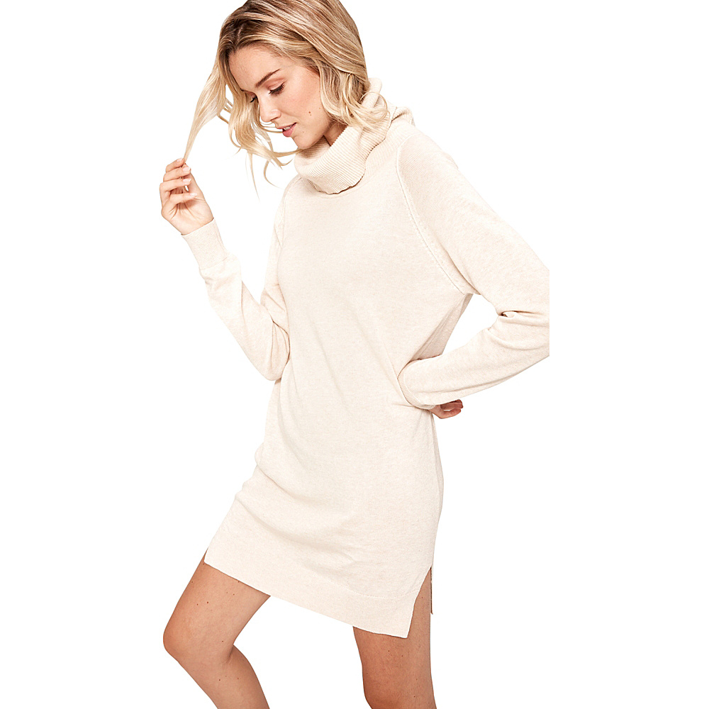 Lole Bianca Dress M - Oatmeal Heather - Lole Womens Apparel - Apparel & Footwear, Women's Apparel