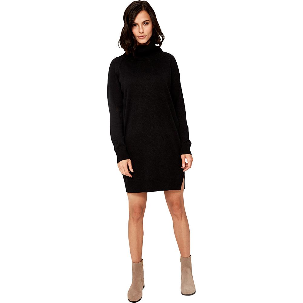 Lole Bianca Dress L - Black Heather - Lole Womens Apparel - Apparel & Footwear, Women's Apparel