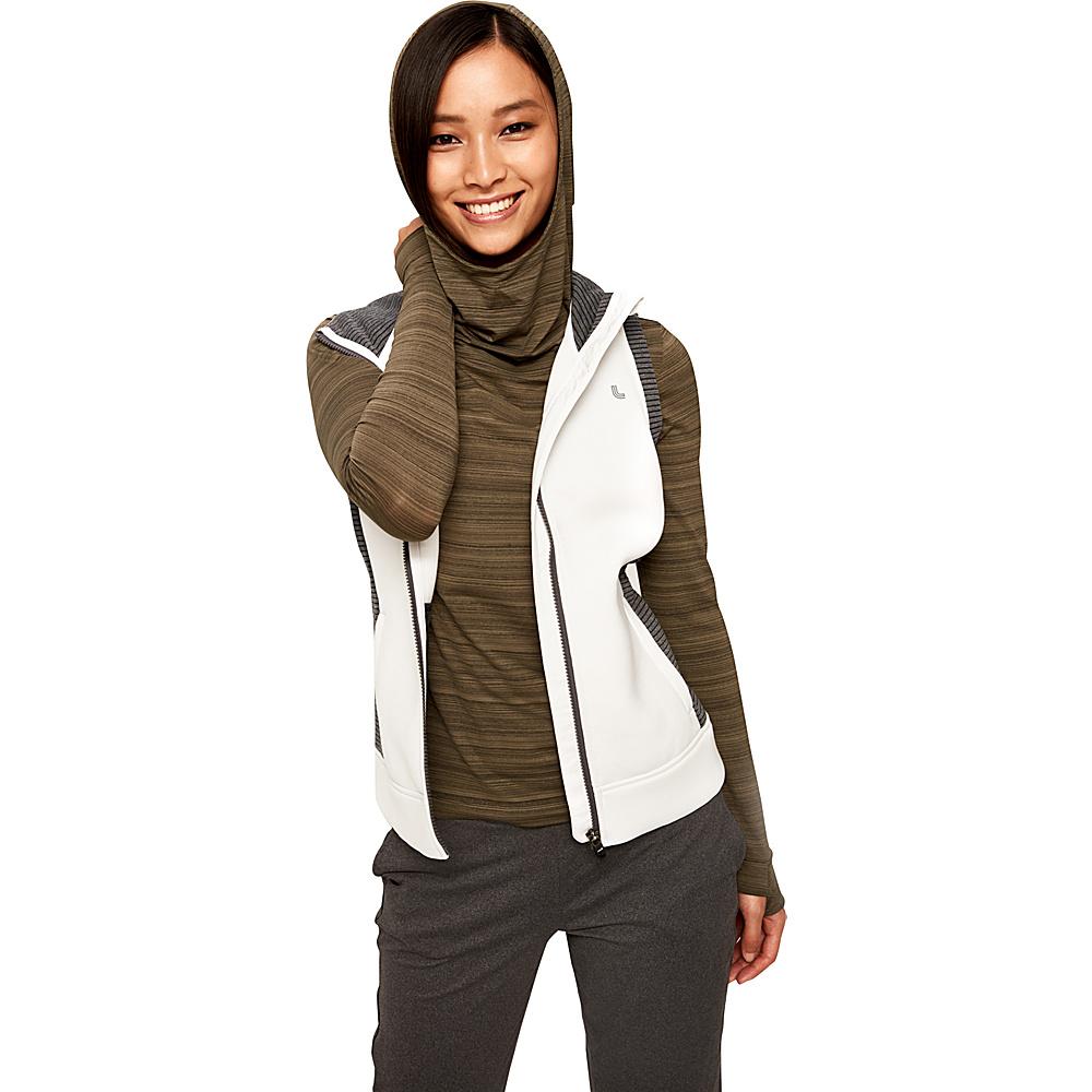 Lole Sloane Vest M - Granit - Lole Womens Apparel - Apparel & Footwear, Women's Apparel