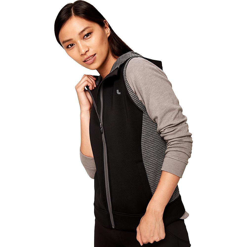 Lole Sloane Vest XS - Black - Lole Womens Apparel - Apparel & Footwear, Women's Apparel