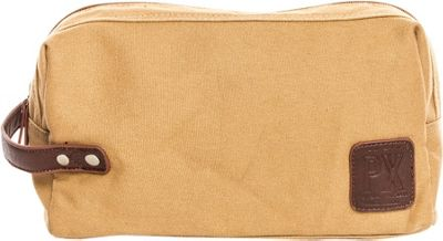 PX Dalton Toiletry Kit Camel - PX Toiletry Kits