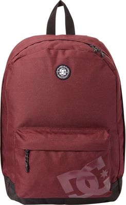 DC Shoes Men's Backstack 18.5L Medium Laptop Backpack Port Royale - DC Shoes Laptop Backpacks