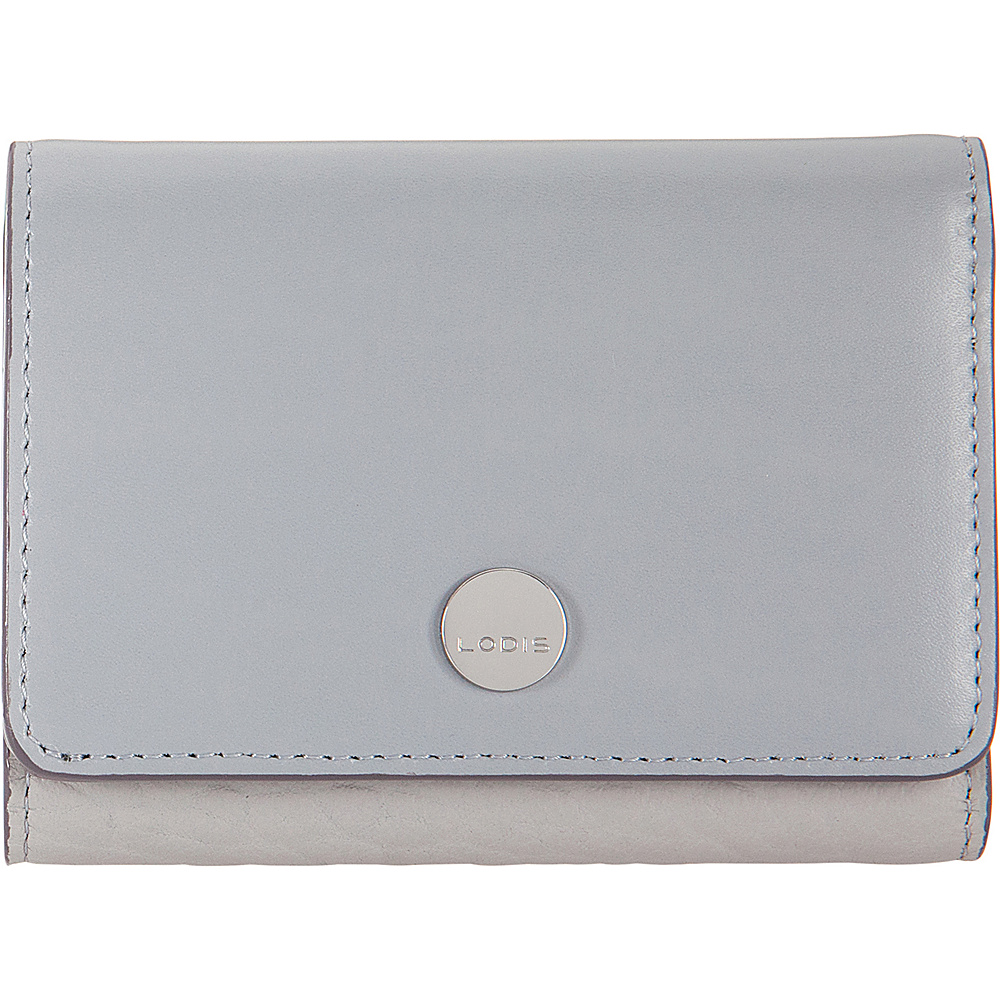 Lodis In The Mix RFID Mallory French Purse Cement - Lodis Womens Wallets - Women's SLG, Women's Wallets