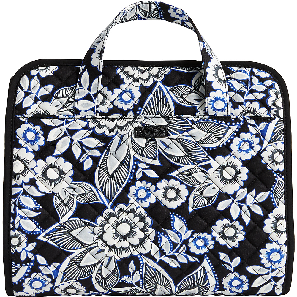 Vera Bradley Iconic Hanging Travel Organizer Snow Lotus - Vera Bradley Toiletry Kits - Travel Accessories, Toiletry Kits