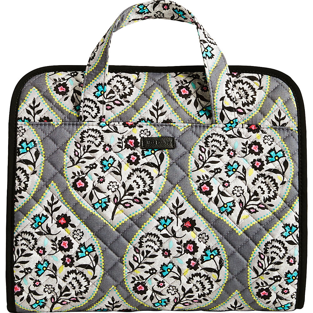 Vera Bradley Iconic Hanging Travel Organizer Heritage Leaf - Vera Bradley Toiletry Kits - Travel Accessories, Toiletry Kits