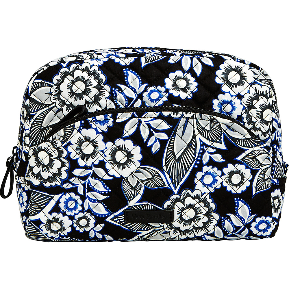 Vera Bradley Iconic Large Cosmetic Snow Lotus - Vera Bradley Womens SLG Other - Women's SLG, Women's SLG Other