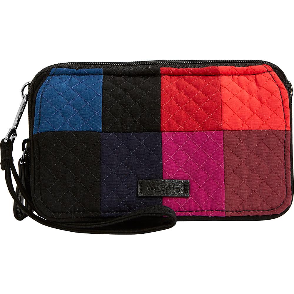 Vera Bradley Iconic RFID All in One Crossbody Winter Patchwork - Vera Bradley Fabric Handbags - Handbags, Fabric Handbags