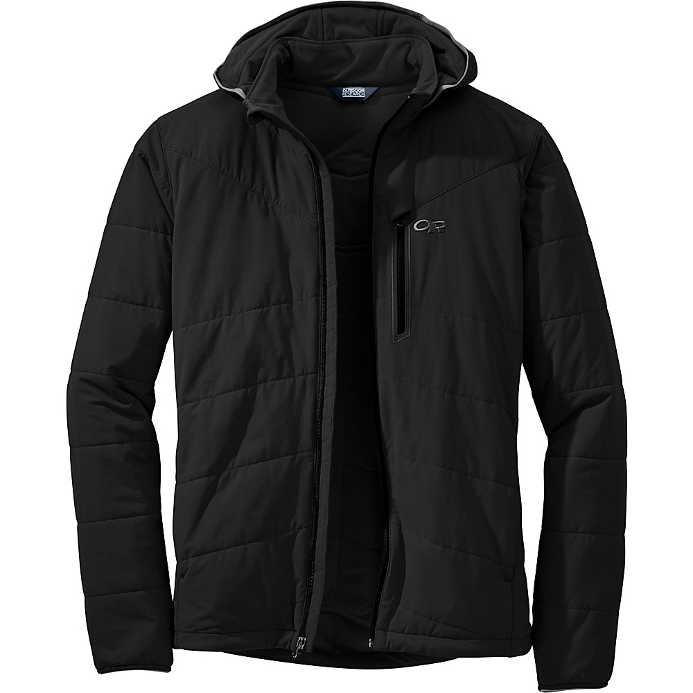 Outdoor Research Mens Winter Ferrosi Jacket M - Black - Outdoor Research Mens Apparel - Apparel & Footwear, Men's Apparel