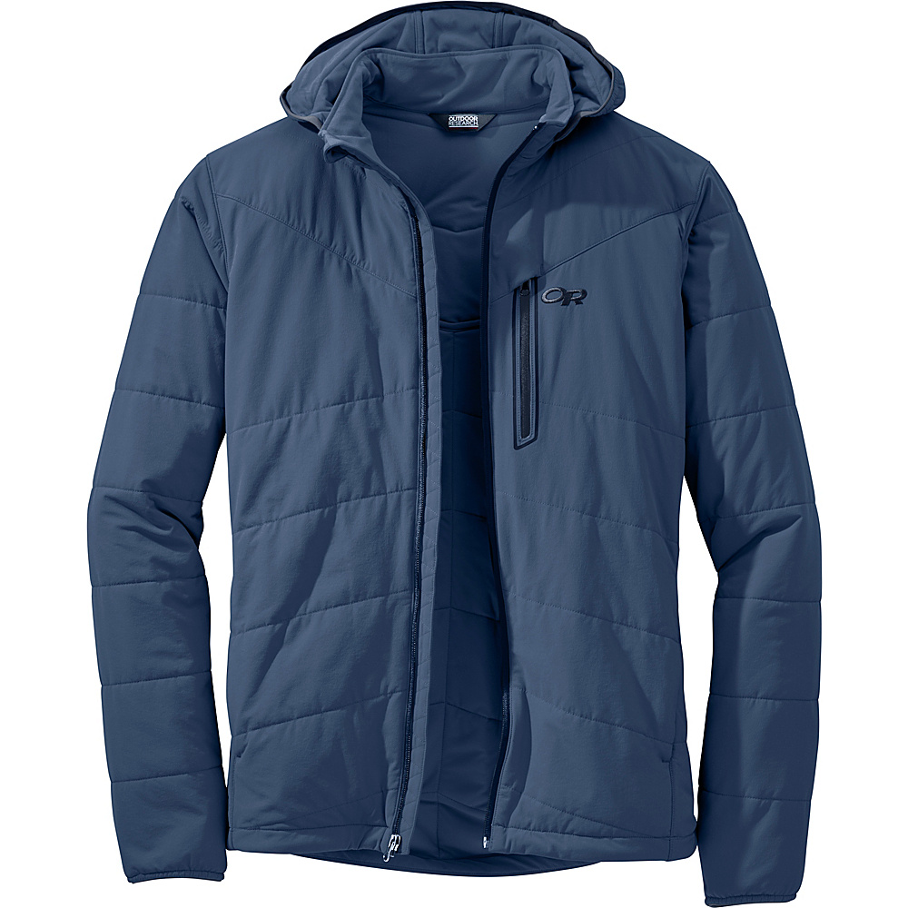 Outdoor Research Mens Winter Ferrosi Jacket M - Dusk - Outdoor Research Mens Apparel - Apparel & Footwear, Men's Apparel