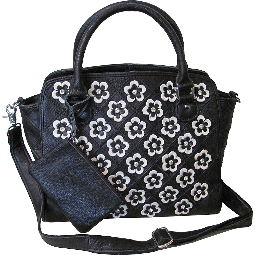AmeriLeather Stellix Leather Satchel Rainbow - AmeriLeather Leather Handbags - Handbags, Leather Handbags