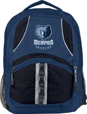 NBA Captain Backpack Memphis Grizzlies - NBA Everyday Backpacks