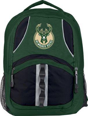 NBA Captain Backpack Milwaukee Bucks - NBA Everyday Backpacks