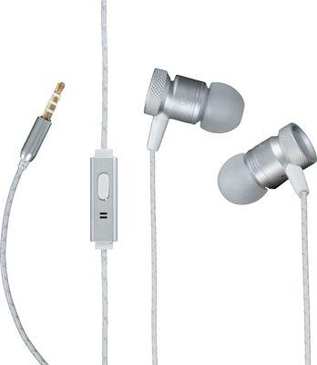 Image of 1Voice Audio Bang Earphones Silver - 1Voice Headphones & Speakers