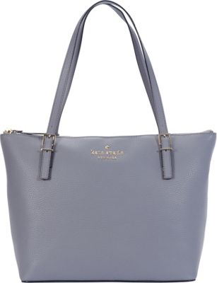 kate spade new york Watson Lane Leather Small Maya Shoulder Bag Lead Pencil - kate spade new york Designer Handbags