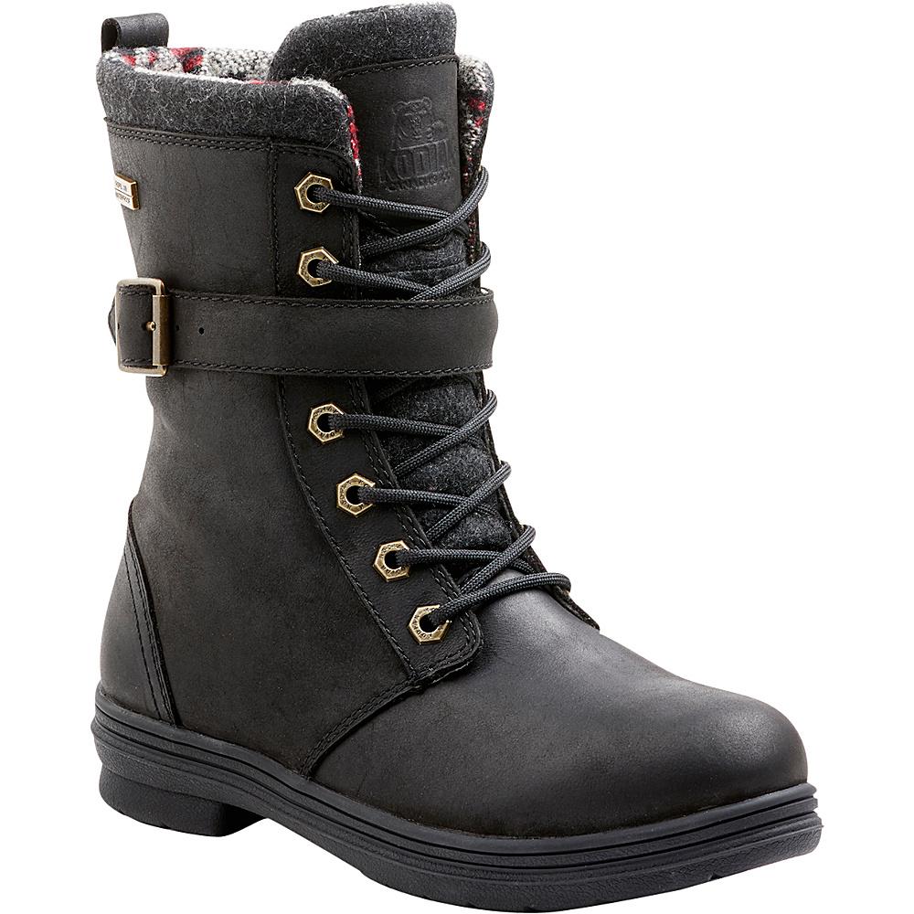 Kodiak Womens Froste Waterproof Boot 8 - Black - Kodiak Womens Footwear - Apparel & Footwear, Women's Footwear