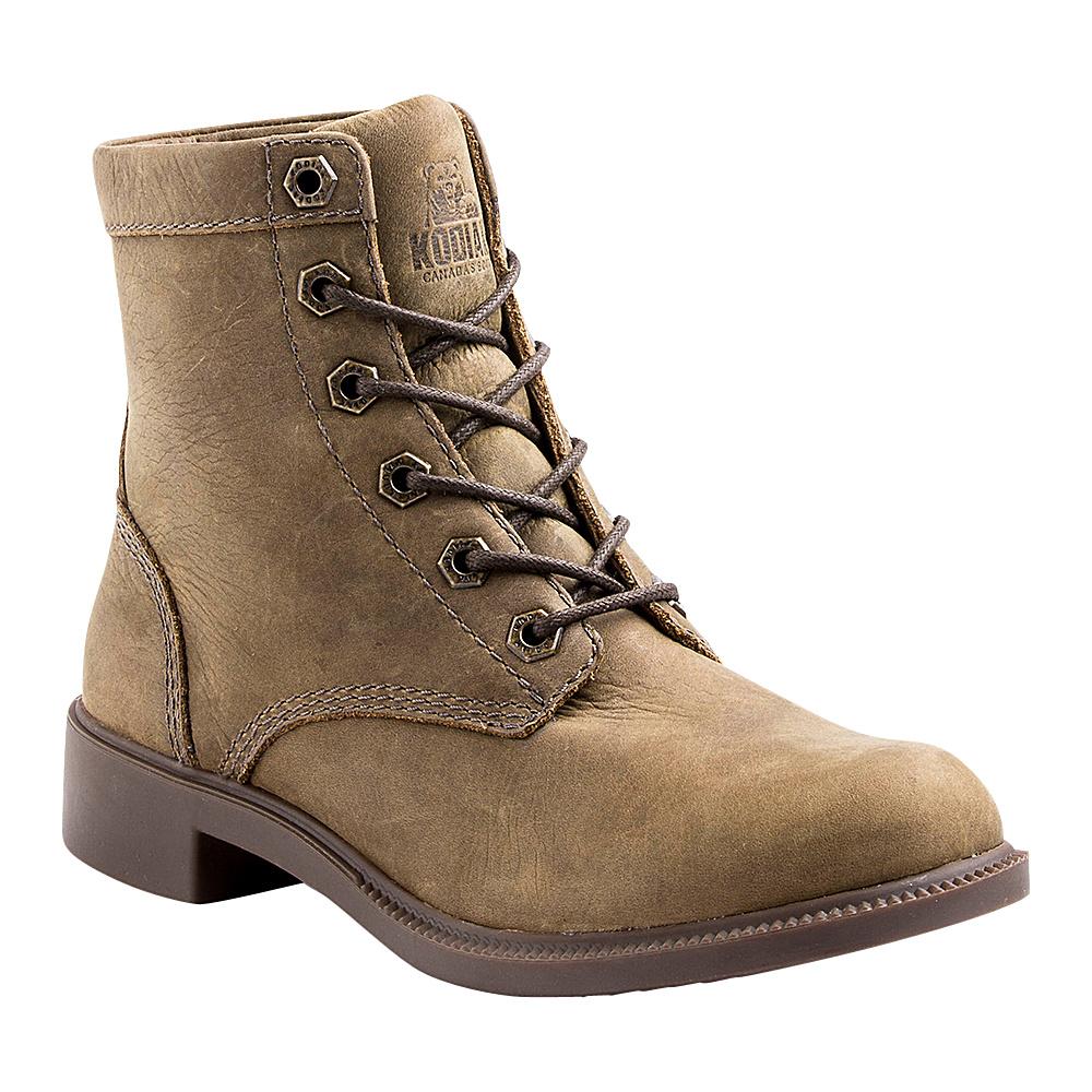 Kodiak Womens Original Boot 6 - Olive Green - Kodiak Womens Footwear - Apparel & Footwear, Women's Footwear