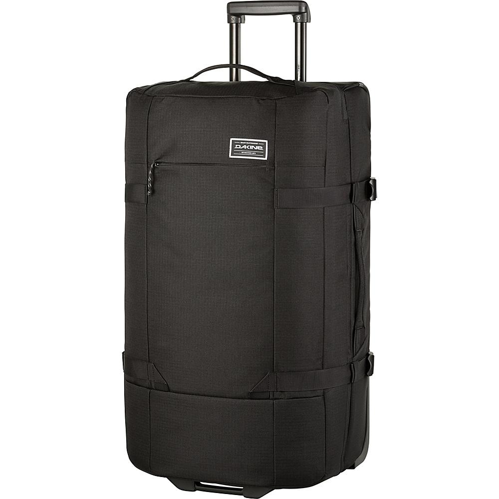 DAKINE Split Roller EQ 28 75L Wheeled Luggage Black - DAKINE Softside Checked - Luggage, Softside Checked