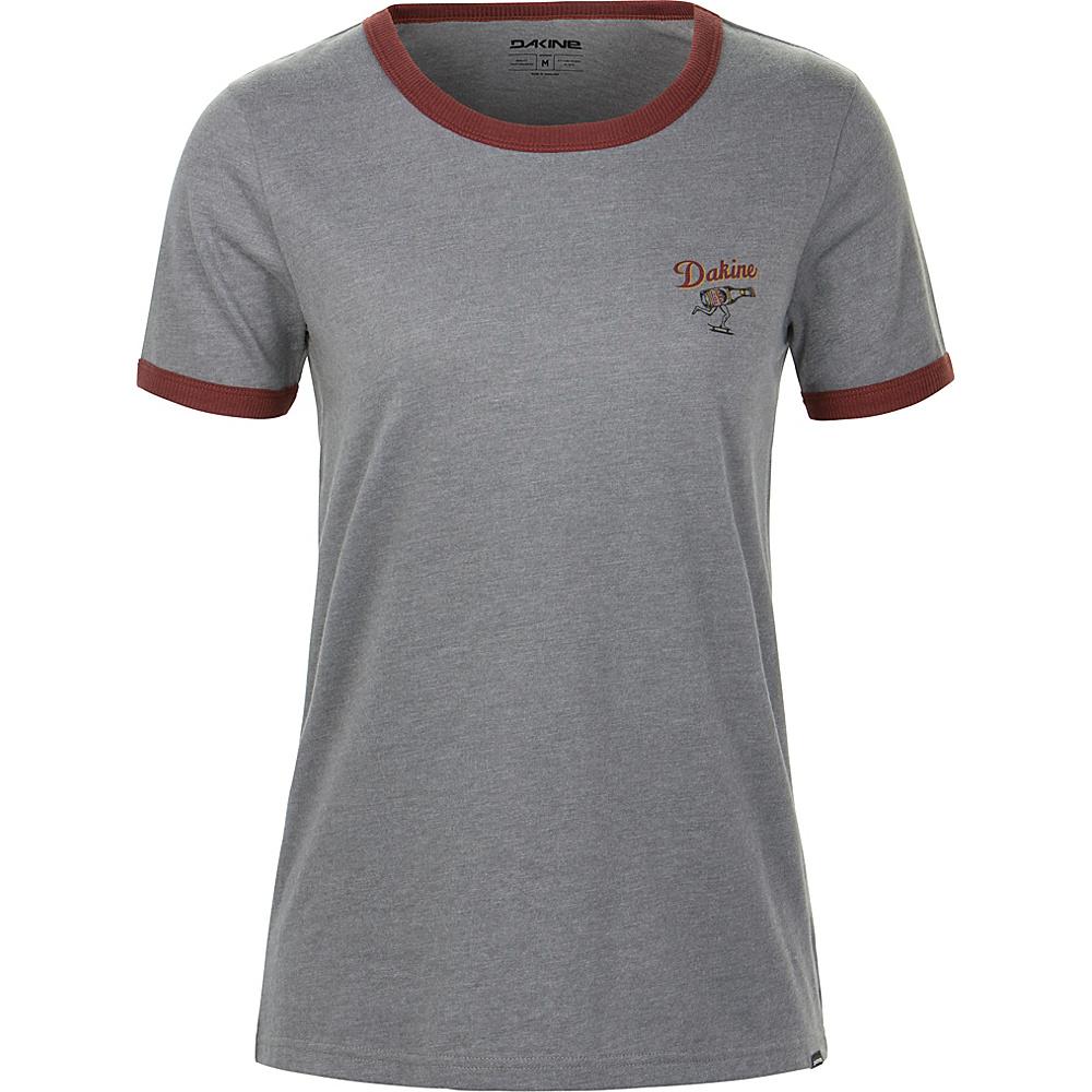 DAKINE Womens Stevie Ringer Tee XS - Castlerock/Andorra - DAKINE Womens Apparel - Apparel & Footwear, Women's Apparel