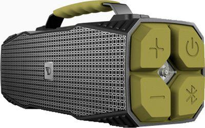Dreamwave Survivor Bluetooth Speaker Green/Gray - Dreamwave Headphones & Speakers