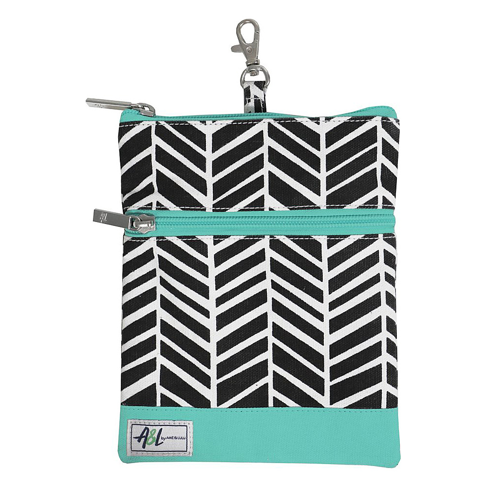 Image of Ame & Lulu A&L Cami Carry All Black Shutters - Ame & Lulu Sports Accessories