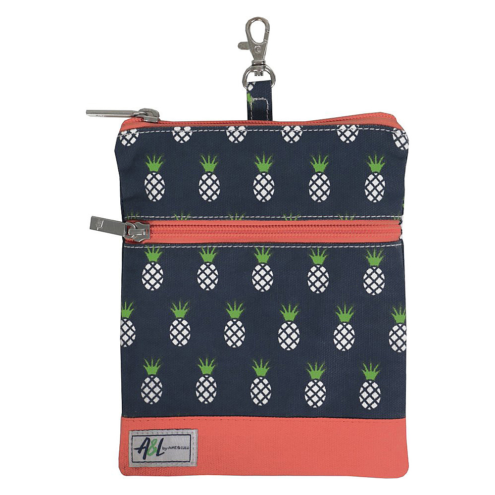 Image of Ame & Lulu A&L Cami Carry All Pineapple - Ame & Lulu Sports Accessories