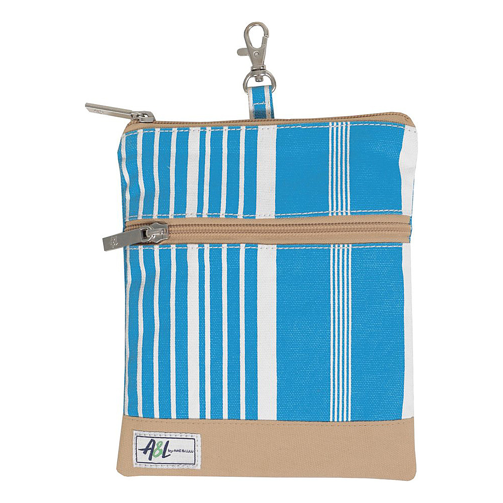 Image of Ame & Lulu A&L Cami Carry All Ticking Stripe - Ame & Lulu Sports Accessories
