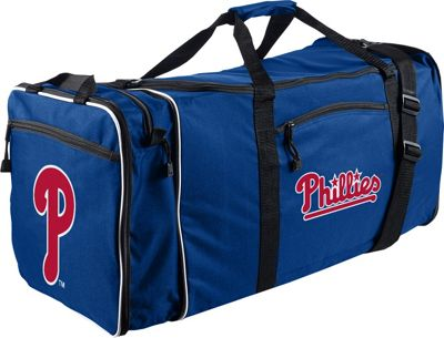 MLB Steal Duffel Philadelphia Phillies - MLB Gym Duffels