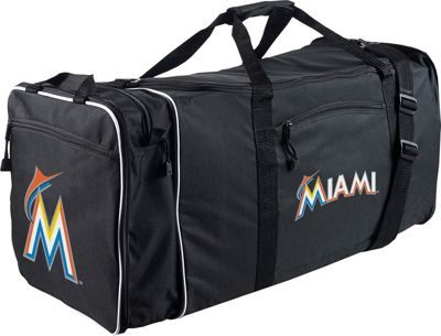 MLB Steal Duffel Florida Marlins - MLB Gym Duffels