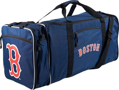 MLB Steal Duffel Boston Red Sox - MLB Gym Duffels