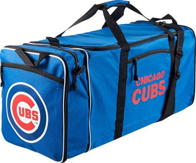 MLB Steal Duffel Chicago Cubs - MLB Gym Duffels