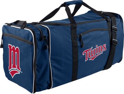 MLB Steal Duffel Minnesota Twins - MLB Gym Duffels