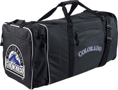 MLB Steal Duffel Colorado Rockies - MLB Gym Duffels