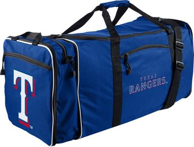 MLB Steal Duffel Texas Rangers - MLB Gym Duffels