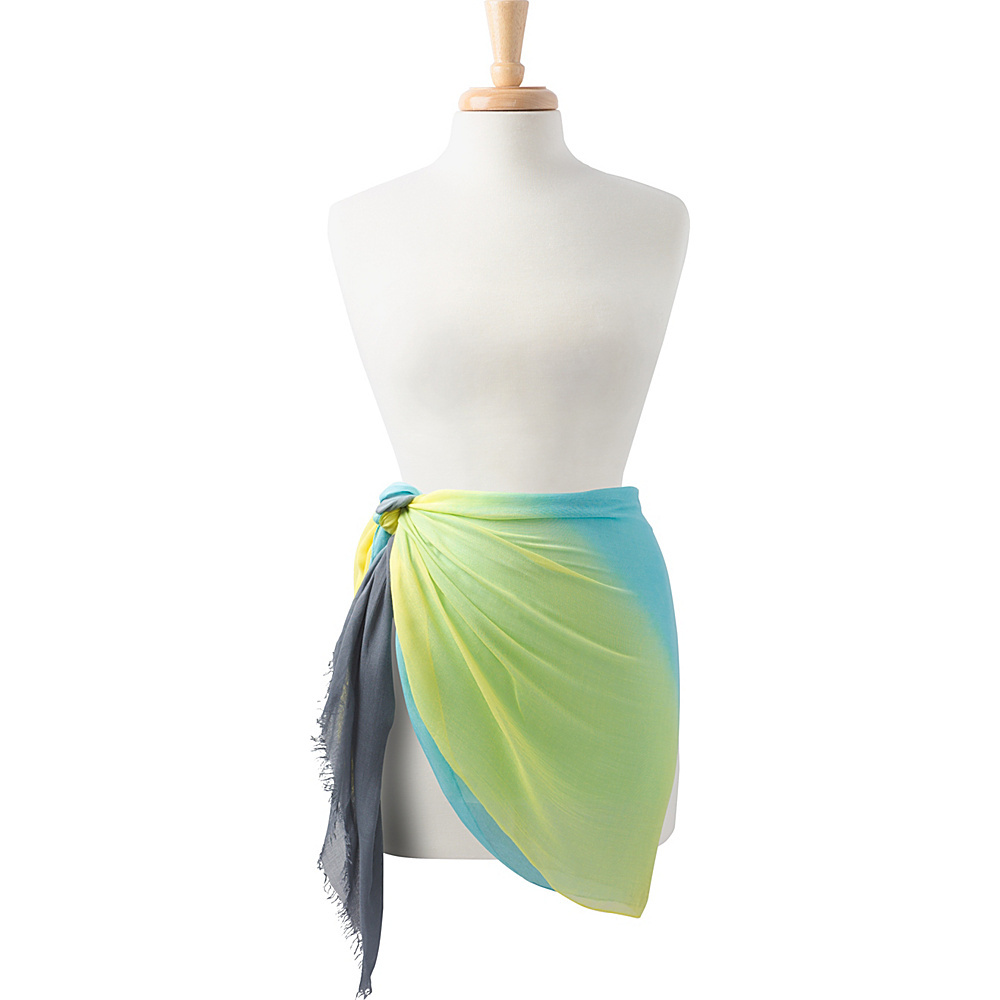 PrAna Bronnie Sarong Fairhope Blue - PrAna Hats/Gloves/Scarves - Fashion Accessories, Hats/Gloves/Scarves