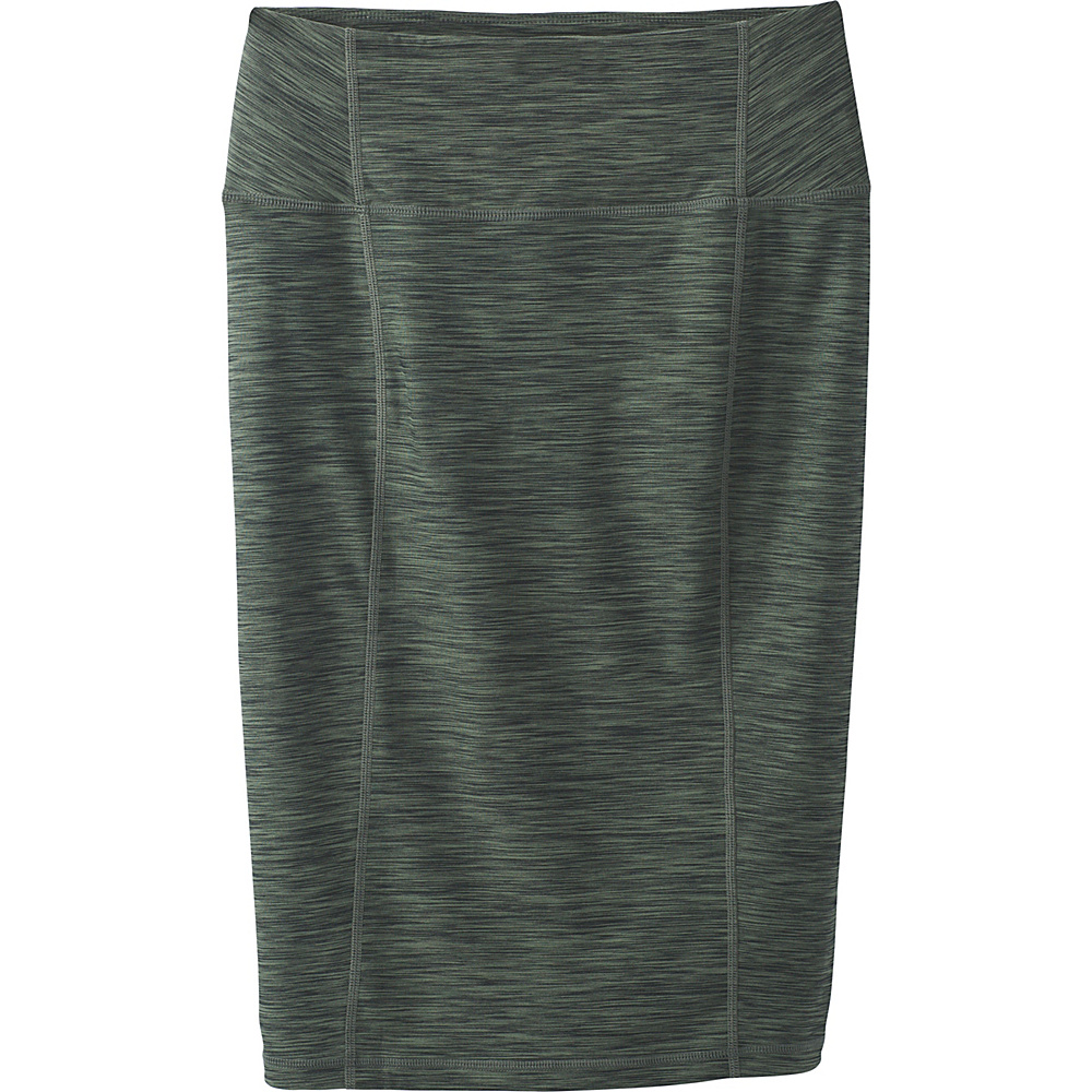 PrAna Vertex Skirt XS - Forest Green - PrAna Womens Apparel - Apparel & Footwear, Women's Apparel