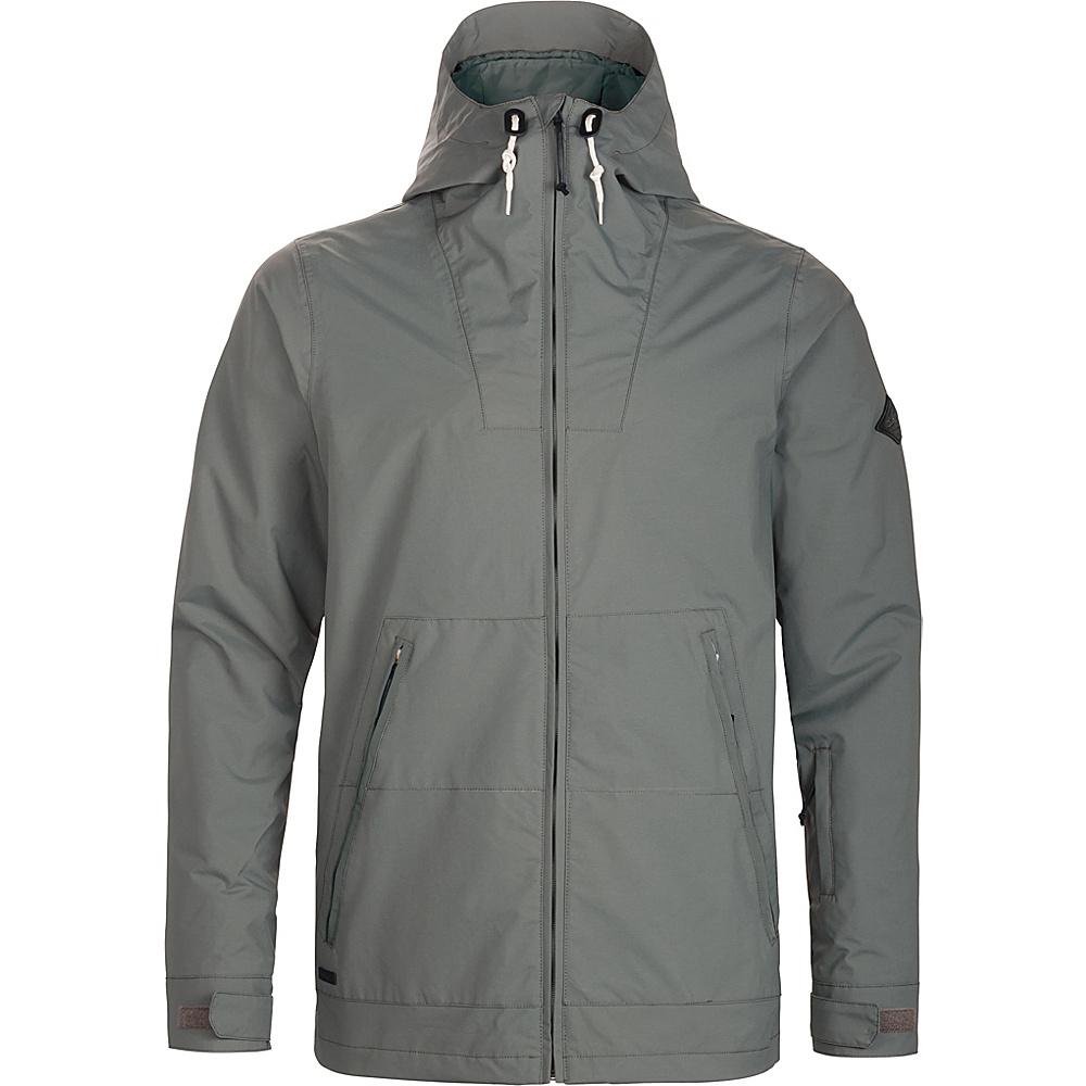 DAKINE Mens Glenwood Jacket XL - Balsam Green / Indica - DAKINE Mens Apparel - Apparel & Footwear, Men's Apparel