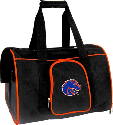 "Mojo Licensing NCAA Pet Carrier 16"""" Premium Bag Boise State Broncos - Mojo Licensing Pet Bags"