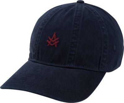 Image of A Kurtz 7 Flex Baseball Cap One Size - Infantry Blue - A Kurtz Hats/Gloves/Scarves