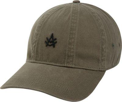 Image of A Kurtz 7 Flex Baseball Cap One Size - Olive Drab - A Kurtz Hats/Gloves/Scarves