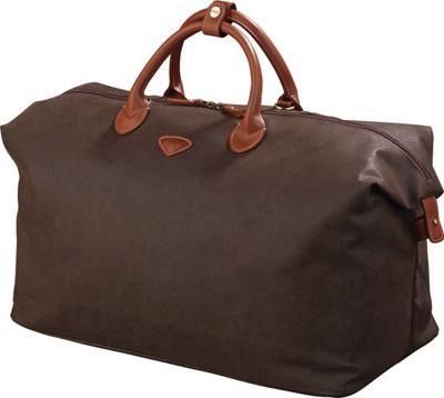 Jump Uppsala Carry-on Duffel Bag Chocolate - Jump Travel Duffels
